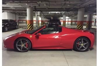 Ferrari Italia Spider '15