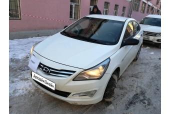 Hyundai Solaris '12