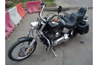 Harley-Davidson Softail Custom '13
