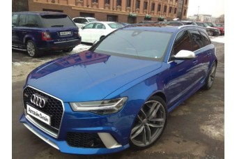 Audi RS6 Avant '16