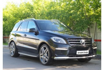Mercedes-Benz ML 63 AMG '12