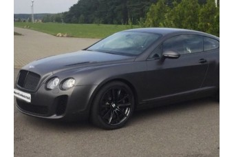 Bentley Continental GT '15