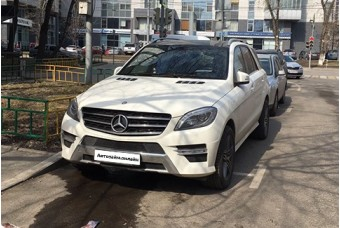 Mercedes-Benz ML350 '12