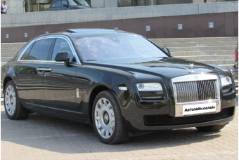 Rolls-Royce Ghost I '15