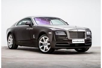 Rolls-Royce Wraith '15